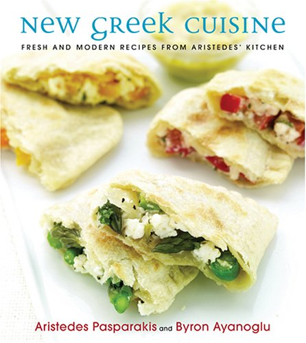 9780006394563: New Greek Cuisine: Fresh and Modern Recipes from Aristedes' Kitchen