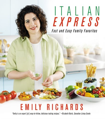 9780006395140: Italian Express : Fast and Easy Family Favourites