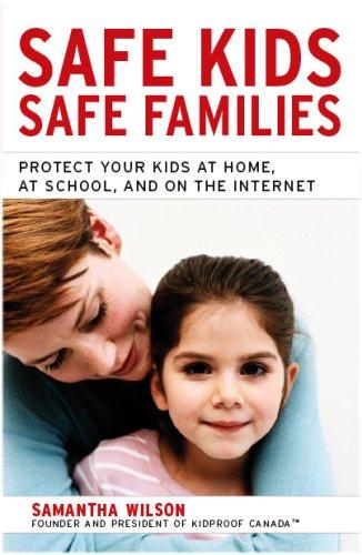 9780006395188: Safe Kids Safe Families