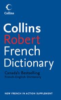 9780006395737: Collins Robert French Dictionary English Cover