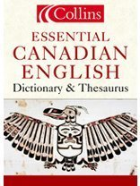 9780006395898: Collins Essential Canadian English Dictionary & Thesaurus
