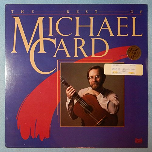 9780006415862: Best of Michael Card