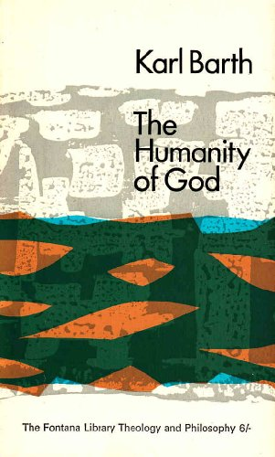 9780006416180: Humanity of God