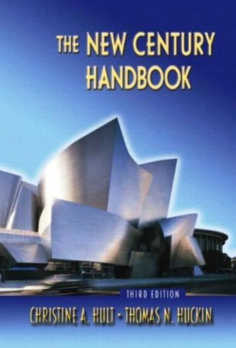 9780006425410: The New Century Handbook - Text Only (3rd Edition)