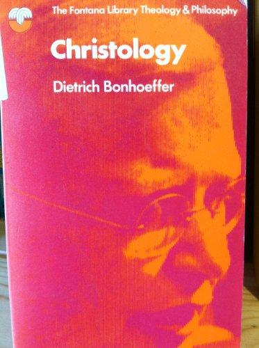 9780006425854: Christology