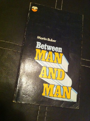 9780006432203: Between Man and Man (The Fontana library of theology and philosophy)