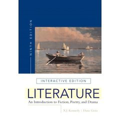 9780006434597: Literature : An Introduction to Fiction, Poetry, and Drama, Interactive Edition- Text Only