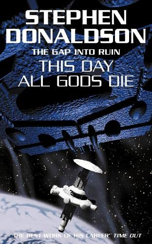 9780006470236: This Day All Gods Die (The Gap Series)
