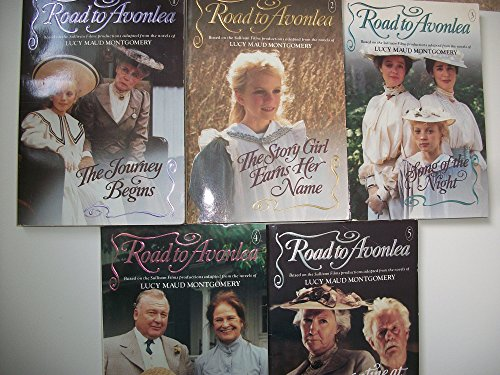 9780006471486: Road to Avonlea Book Set 1, Books 1-5 (Road to Avonlea)