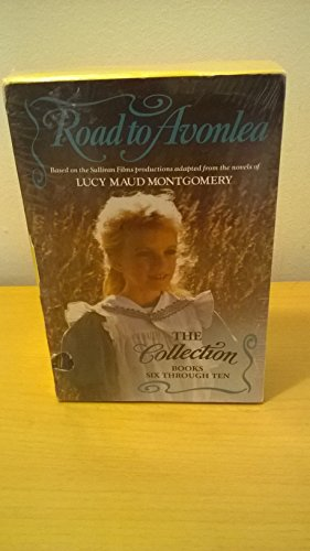 9780006471493: Road to Avonlea Boxed Set: Books 6-10