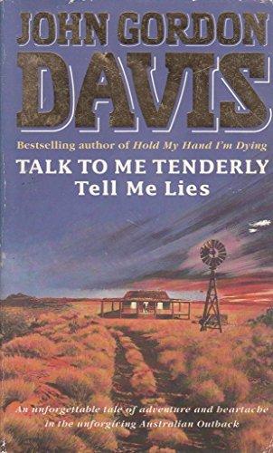 9780006473046: Talk to Me Tenderly Tell Me Lies