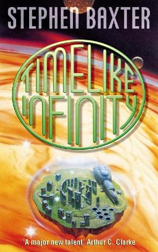 Timelike Infinity (9780006476184) by Stephen Baxter