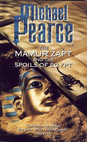 9780006476375: The Mamur Zapt and the Spoils of Egypt