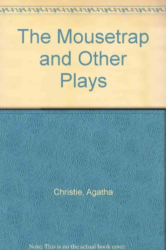 "9780006476573: ""The Mousetrap"" and Other Plays"