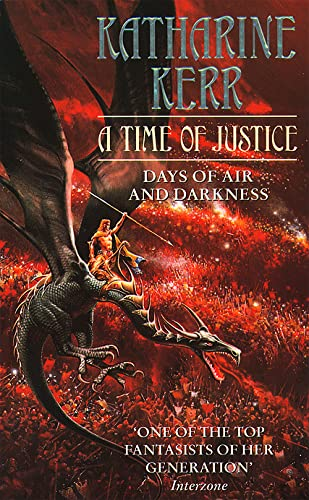 9780006478591: A Time of Justice: Days of Air and Darkness (Westlands)
