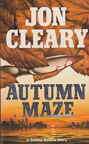 9780006479321: Autumn Maze (A Scobie Malone story)