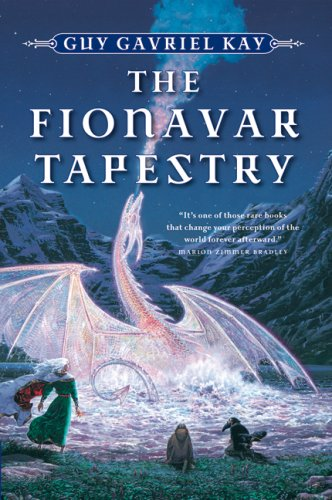 9780006479505: The Fionavar Tapestry 1. The Summer Tree 2. The Wandering Fire 3. The Darkest Road