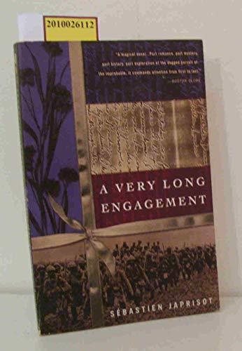 A Very Long Engagement - A Novel (0006479804) by Japrisot, Sebastien