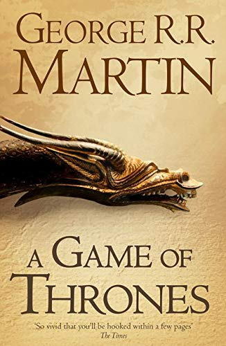 9780006479888: A game of thrones: book one of A song of ice and fire: 1