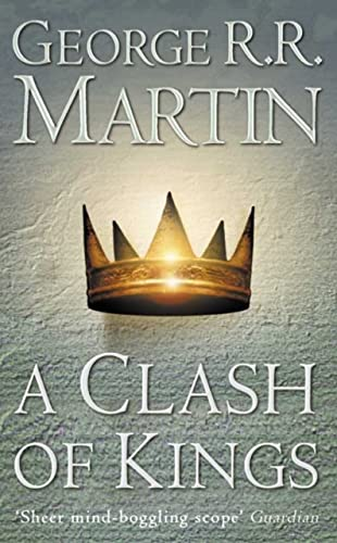 9780006479895: A Clash of Kings: Book 2 of a Song of Ice and Fire (Song of Ice & Fire 2) (HarperVoyager)