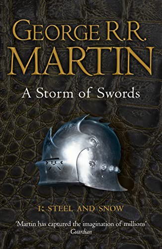 A Storm of Swords: Part 1 Steel and Snow (Paperback)