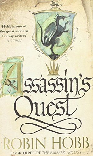 9780006480112: Assassin's Quest (The Farseer Trilogy)