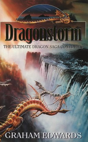 9780006480228: Dragonstorm: The Second Book in the Ultimate Dragon Saga (Voyager)