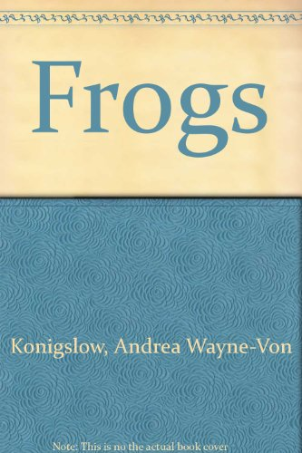 9780006480570: Frogs