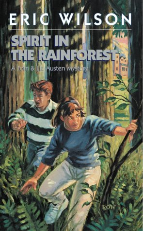 9780006481522: Spirit in the Rainforest (Tom and Liz Austen Mysteries #9)