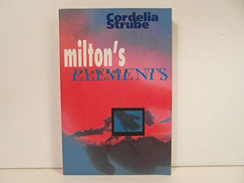 9780006481997: Milton's Elements