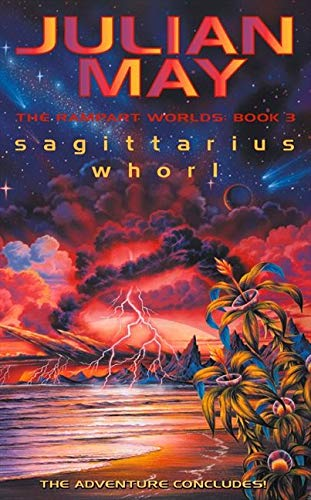 9780006482154: Sagittarius Whorl: The Rampart Worlds: Book 3