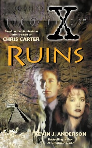 9780006482536: '''X-FILES'': RUINS (THE X-FILES)'