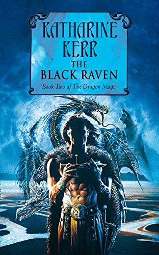 9780006482604: The Black Raven (Dragon Mage, No 2)