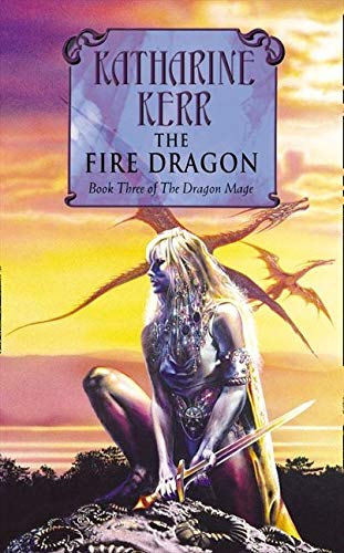 9780006482611: The Fire Dragon (Dragon Mage)