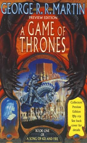 9780006482758: A Game of Thrones (A Song of Ice and Fire, Book 1): Book One of