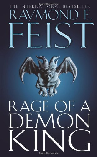 9780006482987: Rage of a Demon King (The Riftwar Cycle: The Serpentwar Saga Book 3, Book 11): Serpentwar Saga v. 3