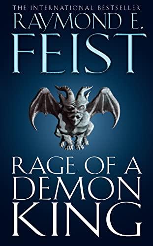 9780006482987: Rage of a Demon King (The Riftwar Cycle: the Serpentwar Saga Book 3) (v. 3)