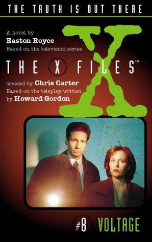 9780006483106: The X Files #8: VOLTAGE
