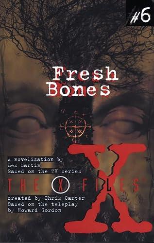 9780006483298: X-files: Fresh Bones (The X-files)