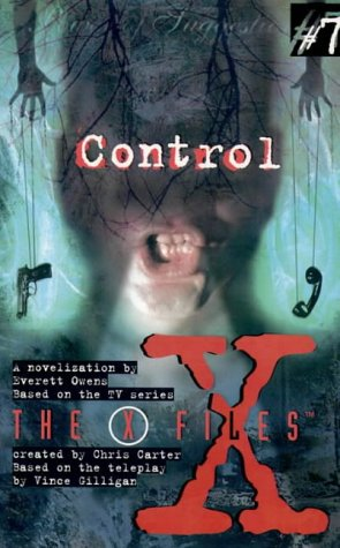9780006483304: X-Files (7) - Control (The X-files)