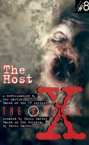 9780006483311: X-Files (8) - The Host (The X-files)