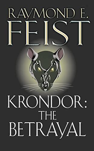 9780006483342: Krondor: The Betrayal (The Riftwar Legacy, Book 1)