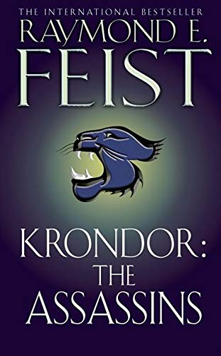 9780006483359: Krondor: The Assassins (The Riftwar Legacy, Book 2)
