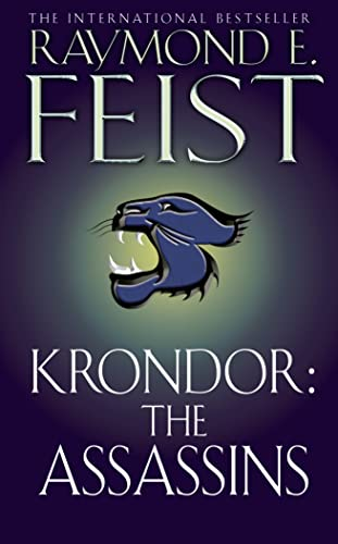 9780006483359: Krondor: The Assassins (The Riftwar Legacy)