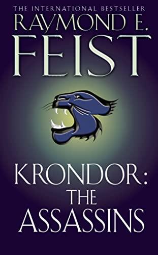9780006483359: Krondor: The Assassins (The Riftwar Legacy)