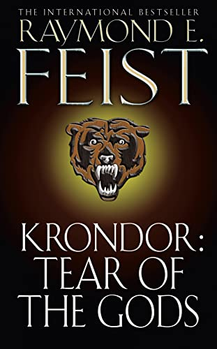 9780006483564: Krondor: Tear of the Gods: Riftwar Legacy Bk. 3 (The Riftwar Legacy)