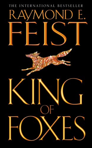 9780006483588: King of Foxes (Conclave of Shadows, Book 2)