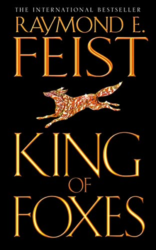 9780006483588: King of Foxes (Conclave of Shadows)