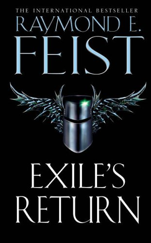 9780006483595: Exile's Return (Conclave of Shadows, Book 3)