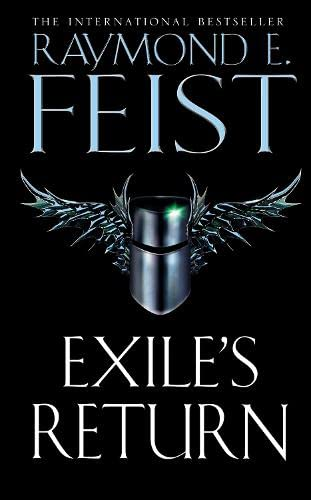 9780006483595: Exile's Return (Conclave of Shadows)